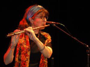 Marthe à la flûte