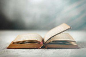 livres ouvert
